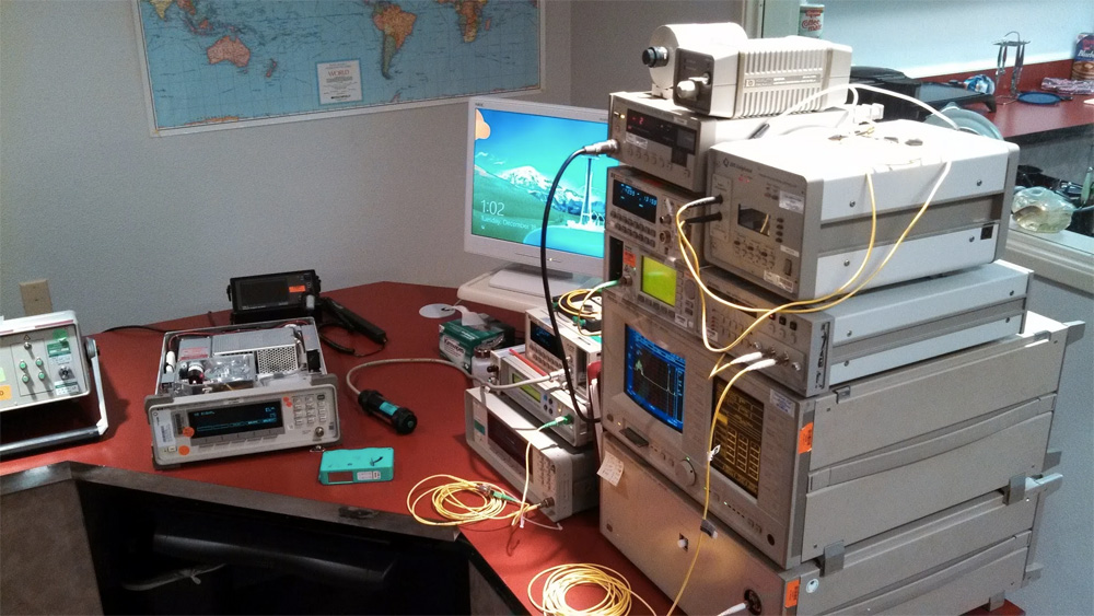 Custom-Cal Offers Calibration & Repair of Test Equipment from Medford, Oregon Calibration Laboratory