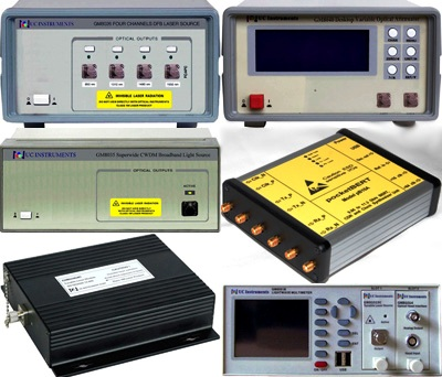 New Test Equipment Sales