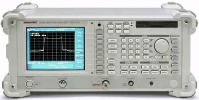 ADVANTEST R3182 40 GHz RF Spectrum Analyzer