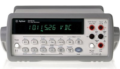 AGILENT 34401A 6 1/2 Digit Digital Multimeter