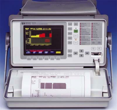 AGILENT 37717C Communications Performance Analyzer, SDH/PDH/ATM Test Set