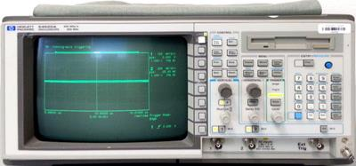 Keysight (Agilent) 54520A 2 Ch 250 MHz Digitizing Oscilloscope