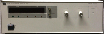 Keysight (Agilent) 6011A 20V 120A Single-Output Autoranging DC Power Supply