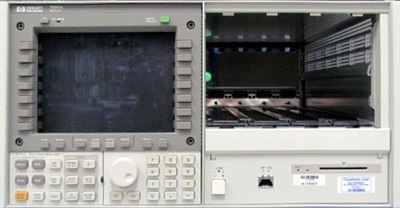 AGILENT 70004A MMS Display/ Mainframe