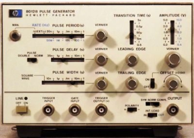AGILENT 8012B Pulse Source