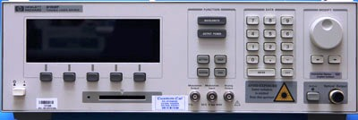 Keysight (Agilent) 8168E 1475 to 1575 nm Tunable Laser Source