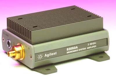 Keysight (Agilent) 83050A 50 GHz Microwave System Amplifier