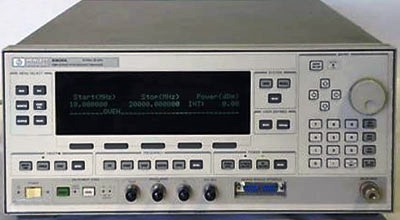 Keysight (Agilent) 83620A 20 GHz Synthesized Sweeper