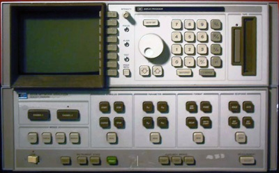 Keysight (Agilent) 8510B Microwave Vector Network Analyzer