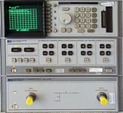 AGILENT 8510C Microwave Vector Network Analyzer