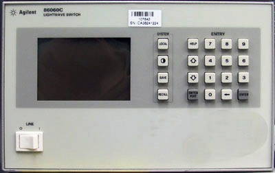 AGILENT 86060C Compact Lightwave Switch