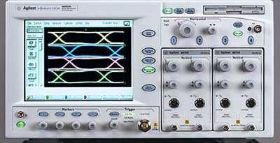 Keysight (Agilent) 86100A Infinium DCA Wide-Bandwidth Oscilloscope
