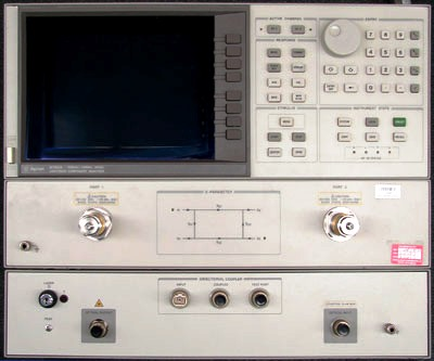 AGILENT 8703A 20 GHz Lightwave Component Analyzer