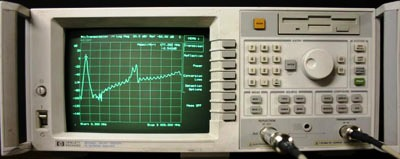 AGILENT 8714C RF Economy Network Analyzer