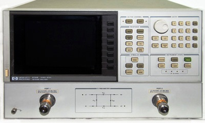 Keysight (Agilent) 8720B Microwave Network Analyzer