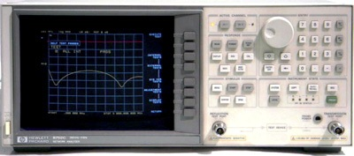 AGILENT 8752C RF Network Analyzer