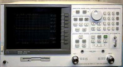 Keysight (Agilent) 8753D S-parameter Network Analyzer