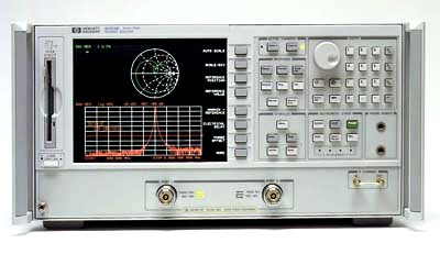 Keysight (Agilent) 8753E S-parameter Network Analyzer