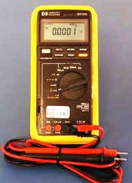 Keysight (Agilent) 974A 4 1/2 Digit Digital Multimeter