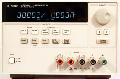 Image of Agilent-HP-E3634A by Custom Calibration Solutions LLC