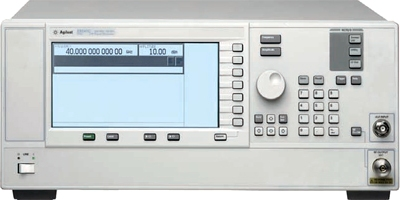 Signal Generator Calibration Uncertainty Keysight Agilent