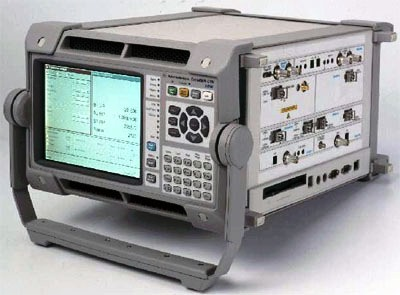 AGILENT J7230A OmniBER OTN Communications Performance Analyzer