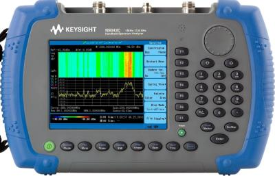Keysight (Agilent) N9343C 13.6 GHz Handheld Spectrum Analyzer