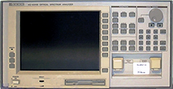 ANDO AQ-6315B 350 to 1750 nm Optical Spectrum Analyzer