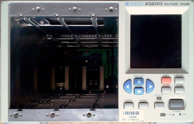 ANDO AQ8203 Halfsize Frame Optical Test and Measurement System
