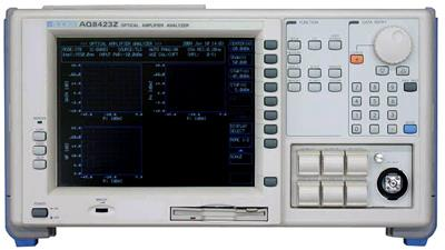 ANDO AQ8423Z Dual-Range Optical Amplifier Analyzer