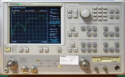 ANRITSU 37297C 65 GHz Lightning Vector Network Analyzer (VNA)