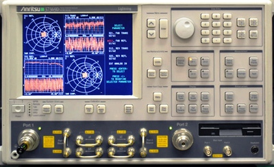 ANRITSU 37397D 65 GHz Lightning D Vector Network Analyzer