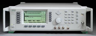 ANRITSU 69167B 40 GHz Ultra Low Noise Synthesized Signal Generator