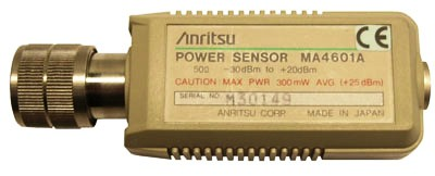 ANRITSU MA4601A 5.5 GHz Amorphous power sensor