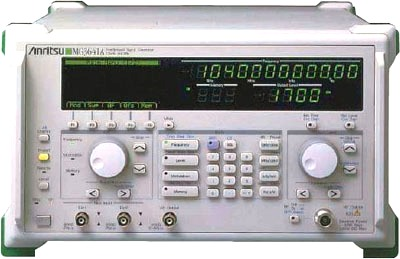 ANRITSU MG3642A 2080 MHz Synthesized Signal Generator