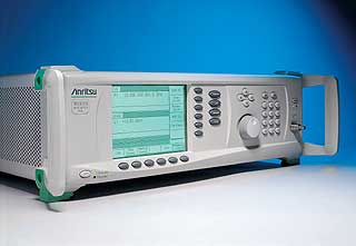 ANRITSU MG3696A 65 GHz Synthesized Signal Generator