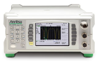 ANRITSU ML2487B Single Channel Wideband RF Power Meter