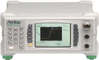 ANRITSU ML2496A 2 Channel Pulse RF Power Meter