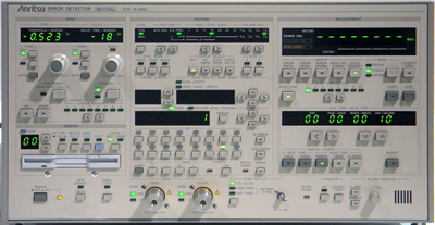 ANRITSU MP1764A 12.5 GHz Error Detector