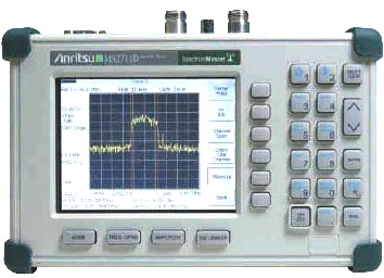 ANRITSU MS2711B Spectrum Master Spectrum Analyzer