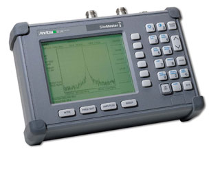 ANRITSU S114B Site Master Antenna, Cable and Spectrum Analyzer