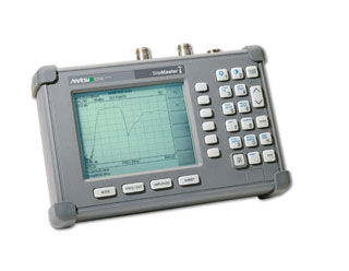 ANRITSU S251C 2.5 GHz Site Master Antenna and Cable Analyzer