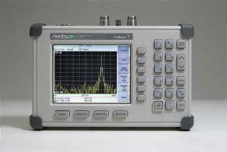 ANRITSU S332D 4.0 GHz Site Master Antenna, Cable and Spectrum Analyzer