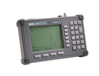 ANRITSU S820C Site Master Microwave Transmission Line and Antenna Analyzer