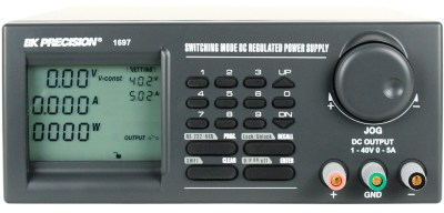 BK PRECISION 1697 40V 5A DC Switching Mode Programmable Power Supply
