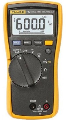 FLUKE 114 Handheld True RMS Digital Multimeter