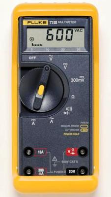 FLUKE 73 III Handheld Digital Multimeter