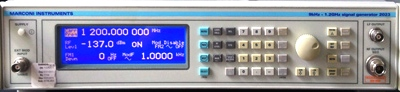 AEROFLEX-IFR 2023 1.2 GHz Synthesized Signal Generator