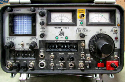 AEROFLEX-IFR FM/AM-1100S Communications Service Monitor