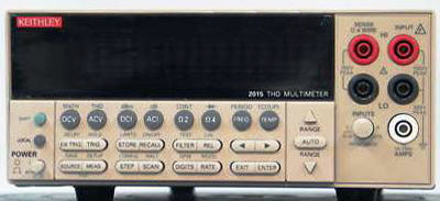 KEITHLEY 2015 Total Harmonic Distortion Multimeter